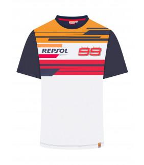 T-shirt Repsol Dual JL99 Officiel MotoGP Jorge Lorenzo