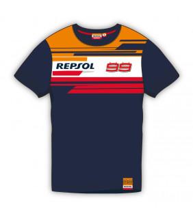 T-shirt Repsol Dual JL93 Officiel MotoGP - Enfant Jorge Lorenzo