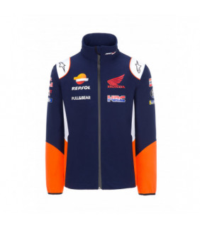 Veste Softshell Replica Team Repsol Officiel MotoGP