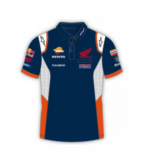 Team Repsol Polo Replica Officiel MotoGP