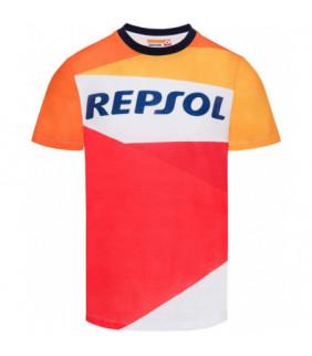 Tshirt Repsol Logo Officiel MotoGP