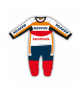 Pyjama Repsol Honda Officiel MotoGP Multicolor