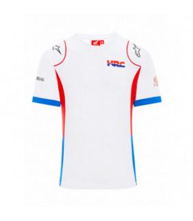Tshirt Replica HRC Honda Team Officiel MotoGP