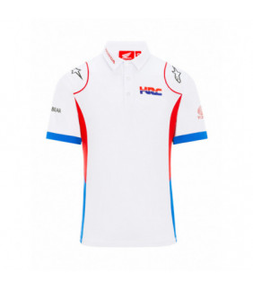 Polo Replica HRC Honda Team Officiel MotoGP