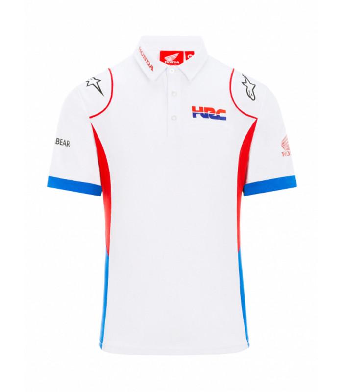 Polo Replica HRC Honda Team Officiel MotoGP