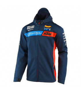 Veste Softshell Troy Lee Designs KTM Team Officiel