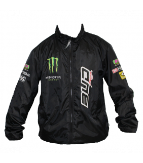 Blouson coupe vent Bud racing Team Homme