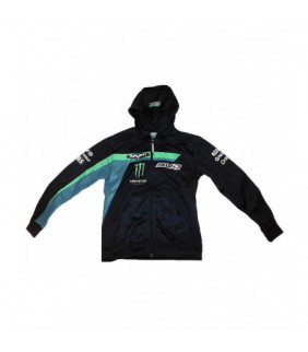 Sweat a Capuche BUD RACING STAFF Homme