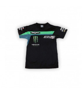 T-shirt Bud Racing Staff Officiel