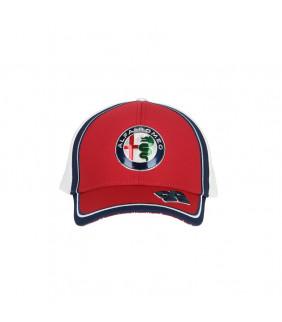 Casquette Alfa Romeo Racing Team F1 ANTONIO GIOVINAZZI 99