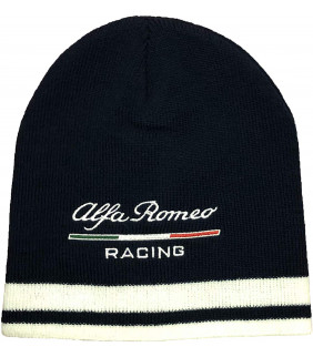 Bonnet Alfa Romeo Racing Team F1 Noir