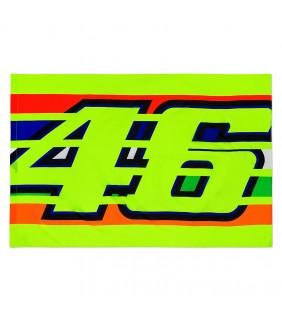 Drapeau VR46 STRIPES Valentino Rossi Moto GP