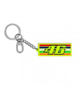 Porte-Clés VR46 STRIPES Valentino Rossi Moto GP