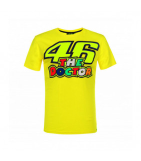 Tee-Shirt VR46 THE DOCTOR MotoGP