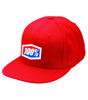 Casquette Homme 100% Plate...