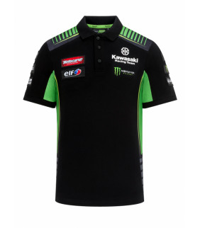 Polo Kawasaki Team Officiel Homme