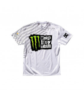 Tshirt DC Shoes Drifting Ken Block