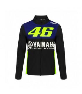 Veste Softshell homme YAMAHA M1 VR46 Valentino Rossi Moto GP
