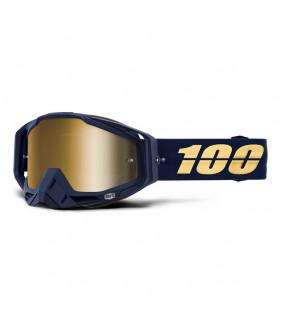 Masque Racecraft 100% - Bakken // écran teinté