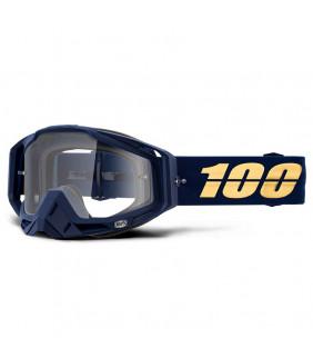 Masque Racecraft 100% - Bakken // écran clair