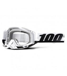 Masque Racecraft 100% - Stuu // écran clair