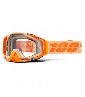Masque Racecraft 100% - Sahara // écran clair