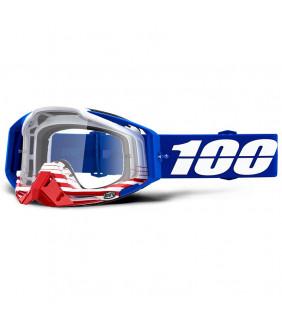 Masque Racecraft 100% - Anthem // écran clair