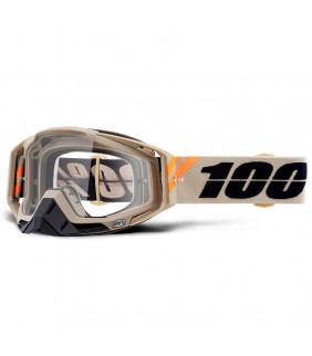 Masque Racecraft 100% - Poliet // écran clair