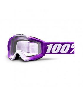 Masque Accuri 100% - Framboise // écran clair