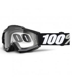 Masque Accuri 100% - Tornado //  écran clair