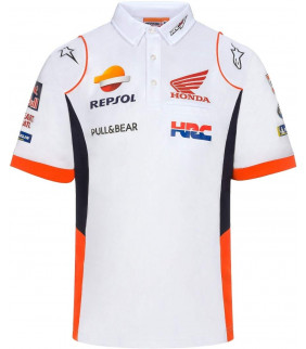Polo Replica Team Repsol...