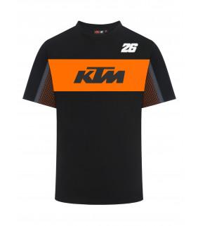 T-Shirt KTM Homme Officiel MotoGP Dani PEDROSA