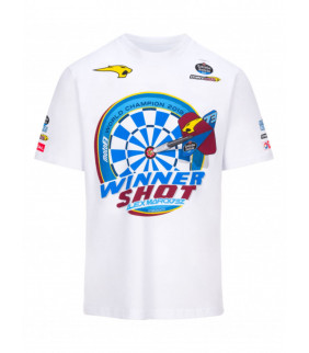 T-shirt Champion du monde Alex Marquez 73  homme Officiel Moto GP AM73