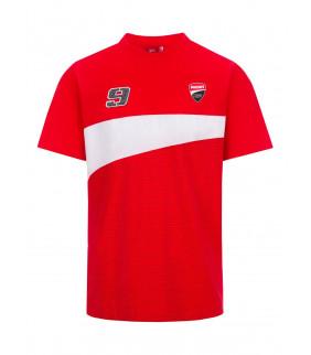 T-shirt homme Ducati Corse Dual Danilo Petrucci 9 Moto GP