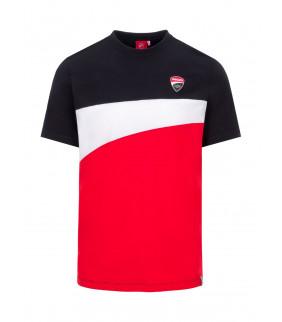 T-shirt Homme Ducati Corse Racing Officiel MotoGP