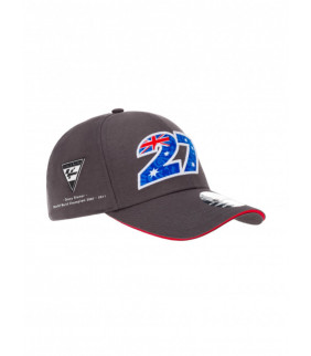 Casquette Casey Stoner World Champion 2007-2011 Moto GP