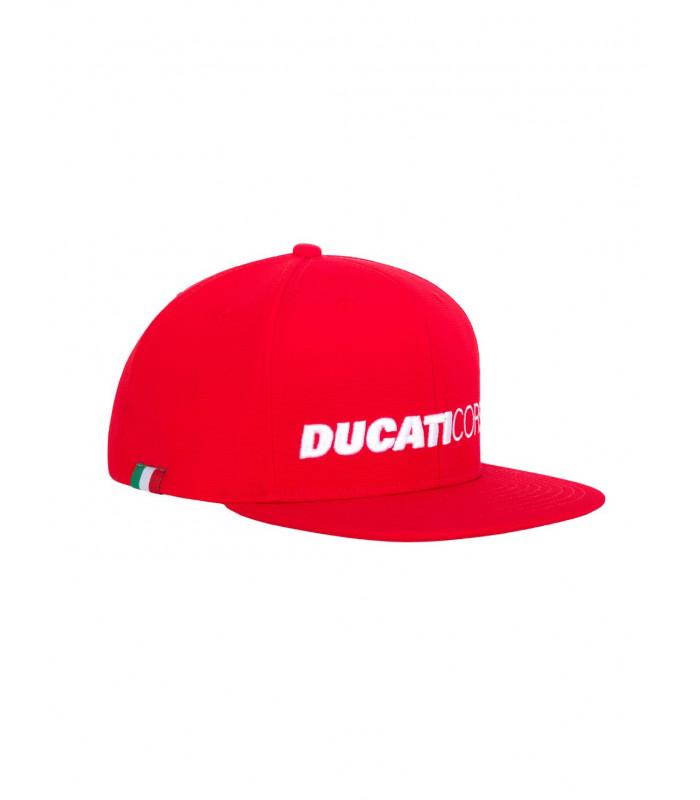 Casquette Ducati Corse Plate Officiel MotoGP