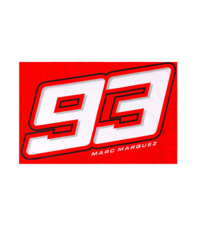 Drapeau MM93 Officiel MotoGP Marc Marquez