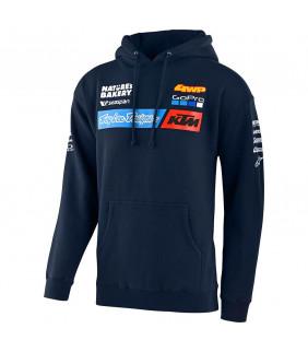 Sweat a Capuche Enfant Troy Lee Designs KTM Team Officiel Moto Cross