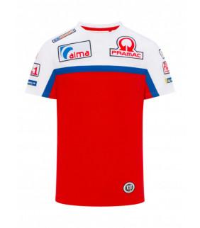 T-shirt Homme PRAMAC Racing Team Officiel MotoGP