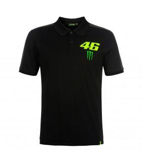 Polo Homme Monster Energy VR46 Officiel  Valentino Rossi MotoGP