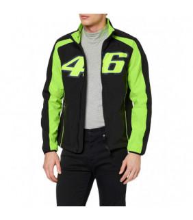 Veste Softshell Homme VR46 Officiel Line Valentino Rossi MotoGP