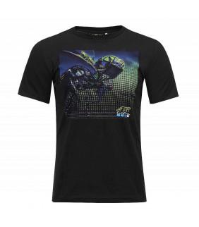 Tshirt GoPro VR46 Team Officiel Valentino Rossi MotoGP
