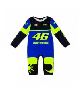 Pyjama Bébé VR46 Yamaha Factory Racing  Valentino Rossi MotoGP