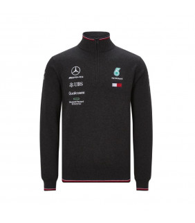 Sweat Polaire Homme Mercedes-AMG Petronas Motorsport Team F1 Driver