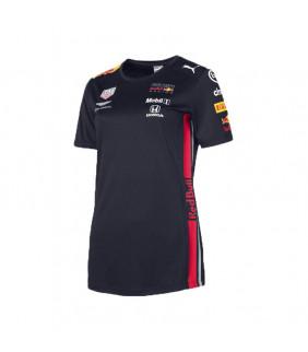 T-Shirt Femme Aston Martin Sponsor F1 Racing Formula Team Red Bull formule 1