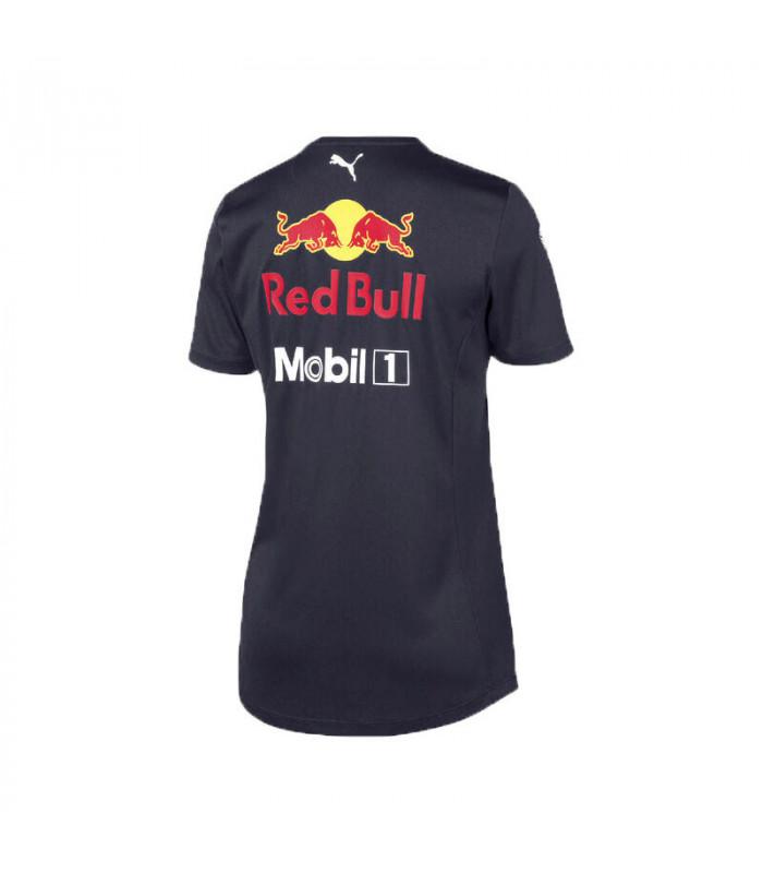 T-Shirt Femme Aston Martin Sponsor F1 Racing Formula Team