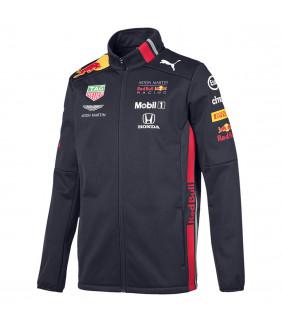 Veste Softshell Enfant Puma F1 Racing Formula Team Red Bull Aston Martin Formule 1