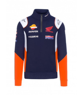 Sweat Homme Honda Repsol Teamwear Replica Officiel MotoGP