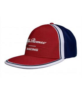 Casquette Plate Alfa Romeo Racing Team F1 Formule 1